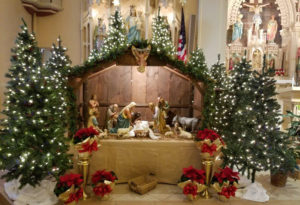 St. Peter's Christmas and Solemnity Mass Schedule