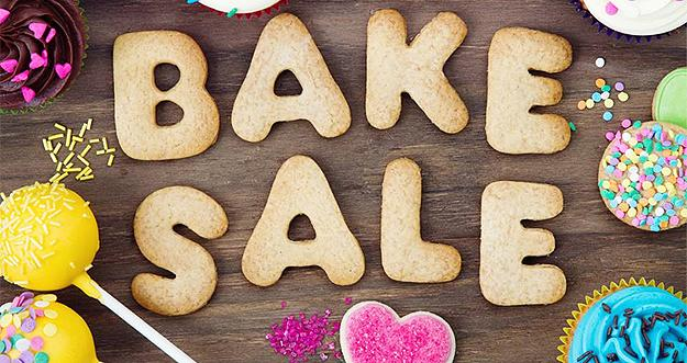 Annual Family Life Bake Sale